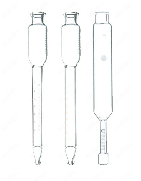 Бутирометр (жиромер) 1- 6 для молока