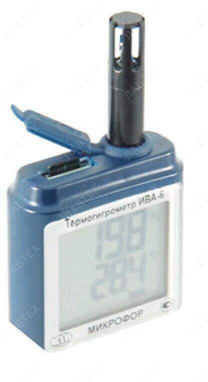 Термогигрометр Ива-6Н-КП-Д, поверка