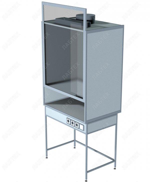 Шкаф вытяжной ЛАБТЕХ-ШВ-111-КГ, 980*700*2185