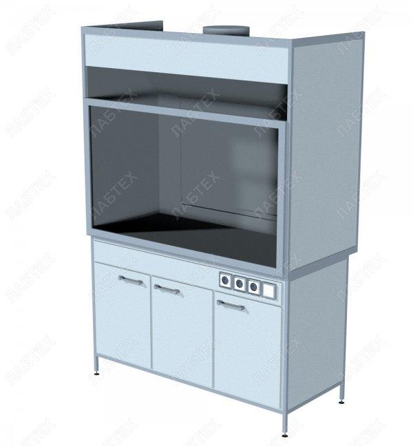 Шкаф вытяжной ЛАБТЕХ-ШВ-202-КГОТ, 1460*740*2100