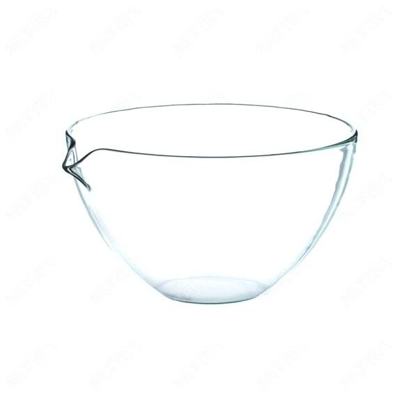 Чаша кварцевая кристаллизационная ЧК-200 мл