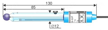 Электрод ЭСК-10602/7 К80.7, поверка