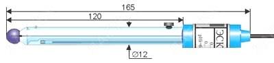Электрод ЭСК-10601/7 К80.7, поверка