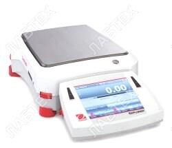 Весы Ohaus EX 1103 лабораторные, поверка