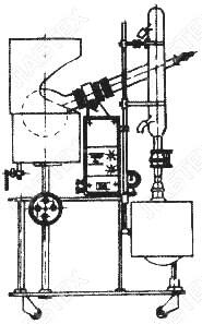 Ротационный испаритель ИР-10М Химлаборприбор