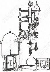 Ротационный испаритель ИР- 1М-3, Химлаборприбор