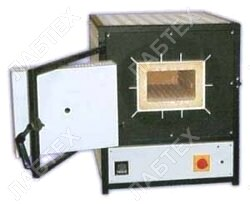 Печь муфельная SNOL  6,7/1300 (волокно, электронный терморегулятор)