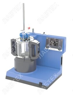 Реактор лабораторный LR 1000 control