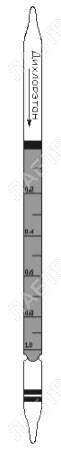 Индикаторные трубки на дихлорэтан (100-1000) 6мм
