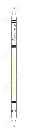 Индикаторные трубки на пары ртути (0,003-0,1) 6мм