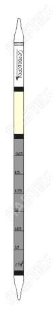 Индикаторные трубки на сероводород (10-1500) 6мм