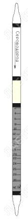 Индикаторные трубки на сероводород (2-30) 6мм