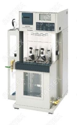 Автоматическая система измерения кинематической вязкости на две измерительные позиции AKV-202, Tanaka