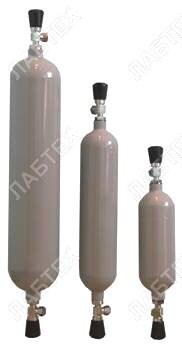Пробоотборник для газов под давлением БДП / пробоотбор по ГОСТ 14921