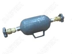 Пробоотборник для газов под давлением БМК / пробоотбор по ГОСТ 14921