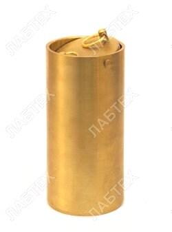 Пробоотборник для нефтепродуктов ПН-3 (без троса), 0,4л / пробоотбор по ГОСТ 2517