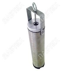ПО-2Д-70 Пробоотборник (трос 5м с заземлением), 0,5л / пробоотбор по ГОСТ 2517