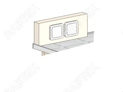 Розетка с автоматом отключения ЛАБТЕХ-ЭП-1 (НС-7)