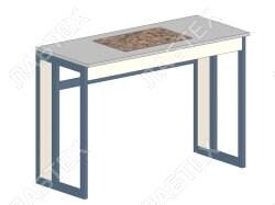 Стол для весов ЛАБТЕХ СВП-31Д лабораторный, 1200*650*900