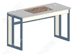 Стол для весов ЛАБТЕХ СВП-32А лабораторный, 1200*650*750