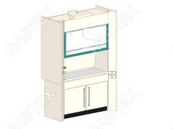 Шкаф вытяжной лабораторный ЛАБТЕХ ШВП-1А-В (взрывобезопасное исполнение)