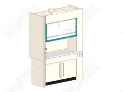Шкаф вытяжной лабораторный ЛАБТЕХ ШВП-1ДК