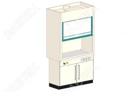 Шкаф вытяжной лабораторный ЛАБТЕХ ШВП-2А-В (взрывобезопасное исполнение)