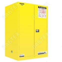 Шкаф для хранения ЛВЖ ZYC0090 m/c 1090*860*1650