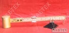 Весы рычажные для определения плотности буровых и цементных растворов ВРП-1 (Al сплав)