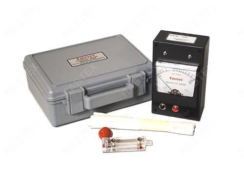 Прибор для измерения удельного элек. сопротивления в пластик. кейсе, мод. 658B (арт. 101582036)