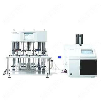 Тестер растворимости Agilent 708-DS на 8 тестовых станций с автосамплером 850-DS