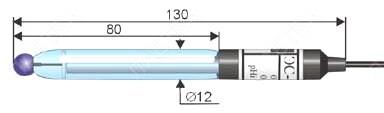 Электрод ЭС-10602/7 К220.2, поверка