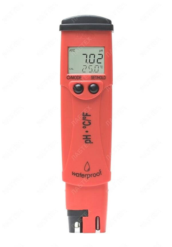pH-метр Hanna pHep 4 HI98127 карманный, электрод