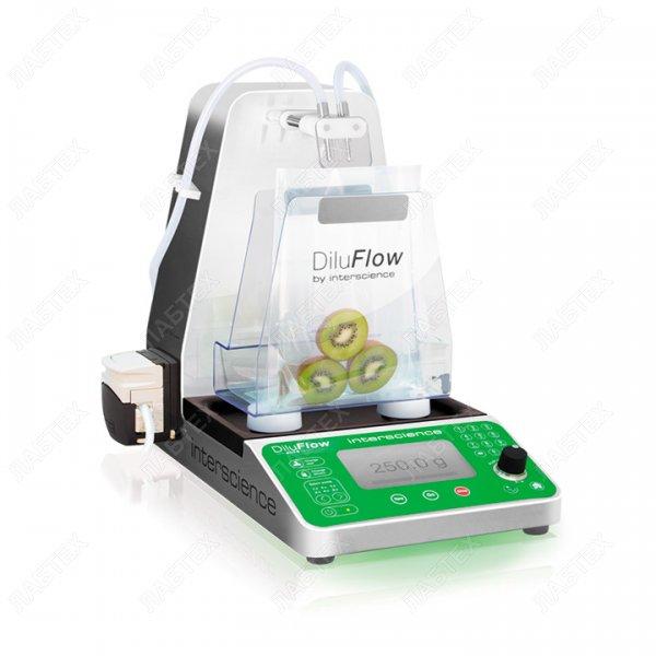 Дилютор гравиметрический Interscience DuliFlow Elite 1 кг с одним насосом