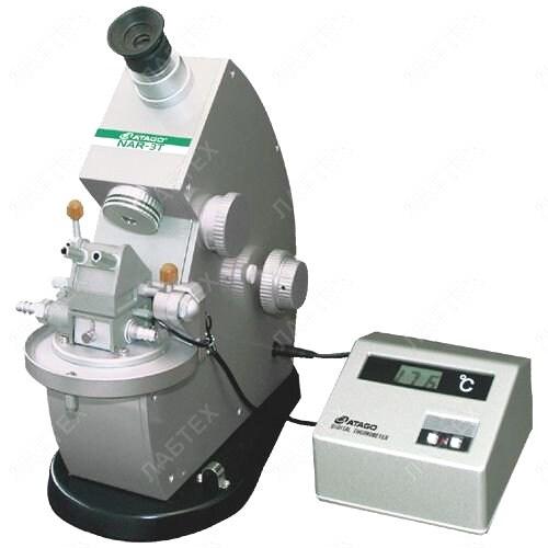 Рефрактометр Atago NAR-3T оптический лабораторный