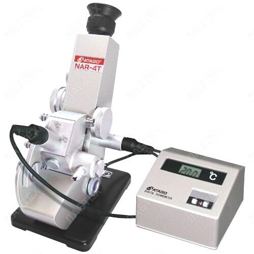 Рефрактометр Atago NAR-4T оптический лабораторный