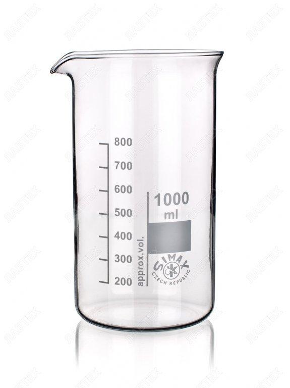 Стакан лабораторный SIMAX ВН-1000, 1632417012940
